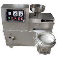 食用油榨油机哪里好 多功能立式压油设备 加工油料作物设备