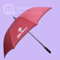 【鹤山雨伞厂】生产-阿尔法罗密欧汽车伞 高尔夫雨伞 广告高尔夫雨伞