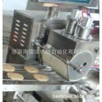 汉堡成型机大肉饼设备肉饼尺寸大于100mm生产厂家加工定做
