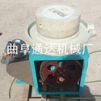 通达牌 TD-35型电动石磨豆浆机 家用香油米浆石磨机 价格