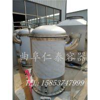 酿酒冷却器做法 不锈钢酒容器制造 304不锈钢冷却器