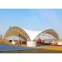 可以抵抗12级台风膜结构雨棚设计制作,佛山市鑫诚恒达膜结构工程有限公司