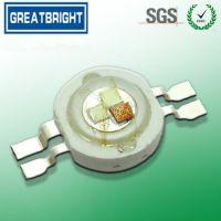 台铭光电 3W大功率RGB全彩4脚 TM-H03RGB4-E