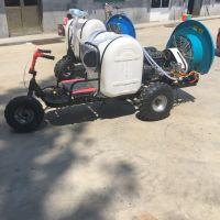 四轮机悬挂式高杆喷雾器 启航农田打药机 草场打药机