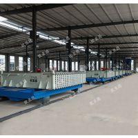 欧亚德提供卧式墙板设备生产线