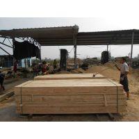 梅州市五华县建筑木方 进口铁杉 桥梁模板批发厂家