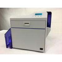 高清晰证卡打印机 JVC CX7000 一卡通 社保卡 自助一体机 纪检委工作证