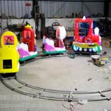 新款托马斯轨道小火车有轨电动旋转火车