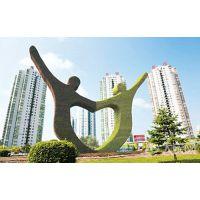 新园五色草观叶立体造型-人物004