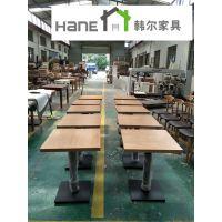 供应上海costa圆桌定制 咖啡馆简约现代圆桌 上海韩尔家具厂直销