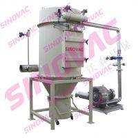 SINOVAC CVP光伏生产车间真空吸尘系统粉尘治理设备