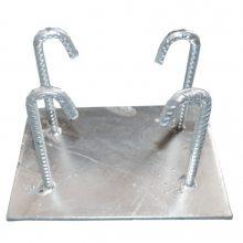汕头汕尾(6/8/10mm)热镀锌钢板幕墙预埋件现成订做生产