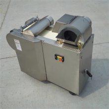 不锈钢多功能切菜器 启航蔬菜切菜机 商用多功能切菜机