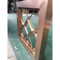 金弘德专业定制304不锈钢制品屏风、不锈钢家具制品