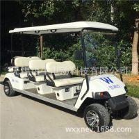 安徽合肥6座电动高尔夫球车价格 观光看房车厂家 酒店贵宾接待车