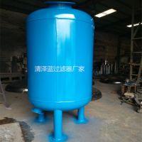 供应江西修水县泳池循环水处理工程专用A3碳钢过滤罐