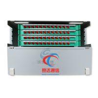 48芯ODF光纤配线箱/19英寸ODF子框/单元箱