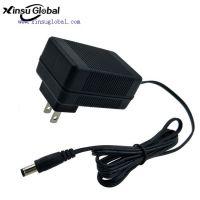鑫粟国际 12.6V600mA插墙式电源适配器 CCC认证