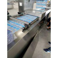 全自动铝箔双面拉伸真空包装机 薯条紫薯真空包装设备