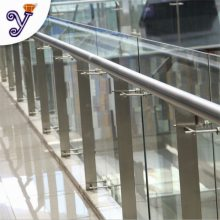 耀恒 专业设计超市玻璃栏杆 商场玻璃栏杆 不锈钢防护栏批发