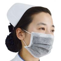 广州市劳保朝美一次性活性炭口罩盒装加厚强过滤现货