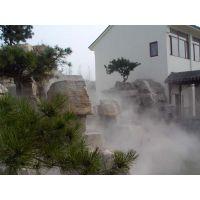 专业房地产居住区园林人造雾系统雾森设计图片展示