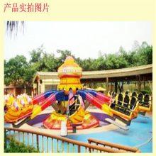 公园游乐设备激情跳跃一款超刺激的游艺设施由三星定制