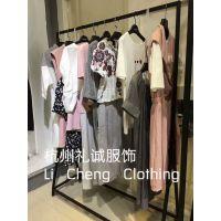 茵佳妮品牌女装正品折扣网货源在杭州礼诚服饰品牌折扣女装批发