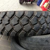 供应305/80R20三角正品 TRY66越野轮胎 吊车防爆胎 全新电话15621773182