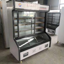 双丰饮料展示柜 超市饮料柜 便利店冷柜 饮品保鲜柜