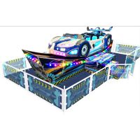 中山汉唐厂家直销产品成人儿童炫酷飞车游乐设备 玻璃钢