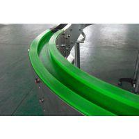 德州东兴食品机械设备用链条导向件 耐磨静音自润滑链条导轨 U型耐磨托条