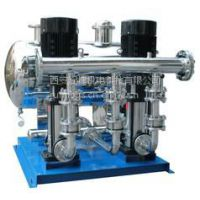 陇县自动变频无负压供水设备 陇县大型节能不锈钢无负压供水设备 RJ-1274