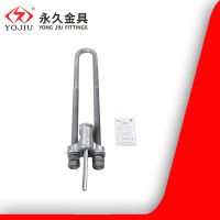 NUT-2可调式型线夹 拉线永久金具