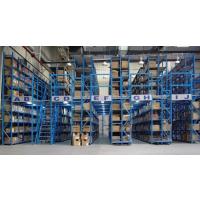 中山阁楼货架【工业货架 重型多层】中山阁楼货架