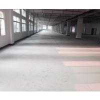 惠州市宝口镇水泥固化剂地坪+多祝镇厂房地面翻新