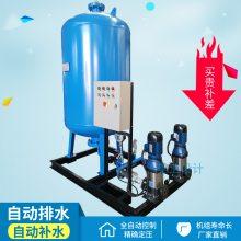 鑫溢 无负压稳流管网供水设备 小区二次增压变频供水设备 特点