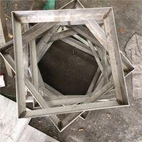 耀恒 304不锈钢隐形窨井盖 201不锈钢井盖阴井盖 600 700 800来图加工