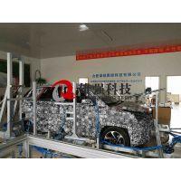 合肥雄强汽车四门两盖及油箱盖的耐久测试台
