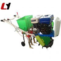 施肥机厂家 汽油施肥播种机 多功能机械