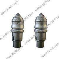 3050-H22耐磨镐形旋挖机截齿 旋挖齿 钎具 钻头