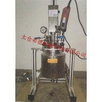 实验室真空均质玻璃反应釜-SID/希德