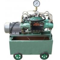 电动试压泵价格 型号:JY-4DSB-10、4DSB 金洋万达牌