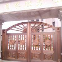 优质别墅铜庭院门价格|铜庭院门厂家|厂家批发