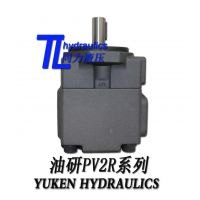 日本油研PV2R1-14-F-RAA-41单高压定量叶片泵