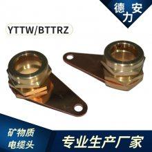 YTTW电缆头 螺纹形终端 矿物质电缆头山东厂家