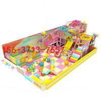 淘气堡儿童乐园大型组合式游乐小型游乐城项目