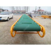青毛豆加工用PVC皮带机 环保白色传送带订做润众