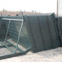 深圳带框浸塑铁丝网厂家 清远金属围栏网 珠海防护栅栏刺丝网