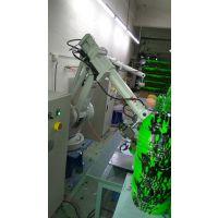 头盔切边挖孔ABB机器人 自行车头盔吸塑切边机器人 免费培训 终身维护